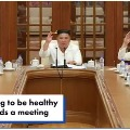 North Korea releases new Kim photos amid reports he is in a coma