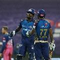 IPL 20th match mumbai indians won by 57 runs over Rajasthan Royals