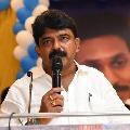 Perni Nani responds on Raghurama Krishnamraju comments