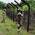 Three BSF Jawans Injured in Border After Bangladesh Smugglers Attack