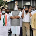 Uttam Kumar Reddy accused TRS government for rapid spreading of corona