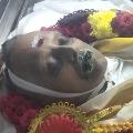 SP Balu Dead Body shifted farm house