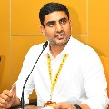 Nara Lokesh reacts over Eluru incidents