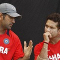 Sachin says he had suggested Dhoni name as new captain
