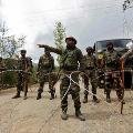 Indian armed forces kills five militants