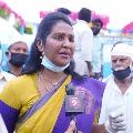 YCP MLA Undavalli Sridevi complains to police