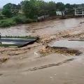 Heavy rains in Vikarabad dist