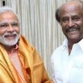 Rajinikanth thanked PM Modi