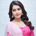 Rashi khanna joins dance sequence for a Tamil movie
