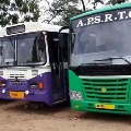 APSRTC outsourcing Employees to get 90 percent Salary