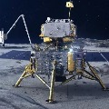 Chinese capsule with 2kg of moon rocks begins journey to Earth