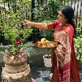 Ram Charan shares his mother Surekha photo in twitter