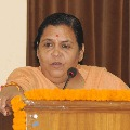 Umabharathi comments on Rahul Gandhi in the sidelines of Rajasthan political crisis