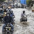 deep depression on Hyderabad heavy rains expected