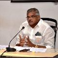 Botsa comments on Chandrababu over Ramatheertham issue