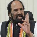 Telangana congress chief uttamkumar reddy fires on mim
