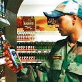 Indian govt bans imported goods selling at army canteens