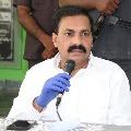 YSRCP MLA Kakani Govardhan Reddy fires in TDP leader Somireddy
