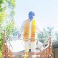 MLA Balakrishna toured in his Hindupur constituency