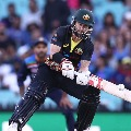 With the flares of Wade and Maxwell Aussies set India a huge target
