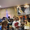 Bandi Sanjay comments after Raghunandan Rao victory in Dubbaka