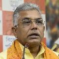 Bengal BJP Chief Warning to Trinamool Congress Cadre