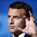 France president Macron Orders back into covid lockdown