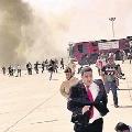 Heavy Blast in Yeman Airport