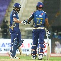 Mumbai Indians record their first win in IPL