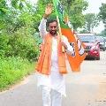 Newly elected BJP MLA Raghunandan Rao goes to Telangana High Court