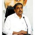 Sajjala press meet over SEC issue