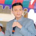MIM member Akbaruddin Owaisi disappoints with minister Eatala Rajender speech on corona