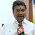 Vellampalli Srinivas comments on Raghurama Krishnaraju