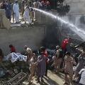 97 dead in karachi flight mishap