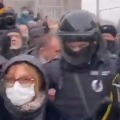 More than 3000 detained in protests across Russia