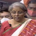 Congress gives privilage notice on Nirmala Sitharaman