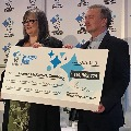 British couple given away their lottery prize