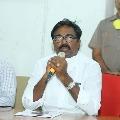Telangana transport minister Puvvada Ajay Kumar responds on interstate bus services