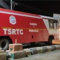 Telangana RTC Cargo starts door delivery services