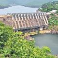 Crust Gates of Srisailam and Sagar Closed