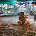 Heay rains forecast today in Telangana