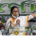 Mamata Banarjee demands Amit Shah should give treat to her if he can not prove allegations