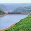 Heavy Flood in Srisailam