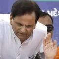 Sonia Gandhi Condolence on Ahmed Patel Passes