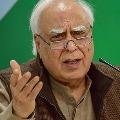 Kapil Sibal slams BJP over Rajasthan issue