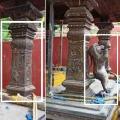 vijayawada durgamma silver idols case came to final