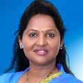 YSRCP MLA Sridevi fires on Chandrababu