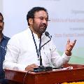 Kishan Reddy says MIM has no relations to Muslims