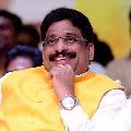 Buddha Venkanna reacts sharply in Twitter after Vijayasai Reddy comments