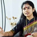 Sanchaita alleges Chandrababu and Asok Gajapati en cashed her grandfather reputaion